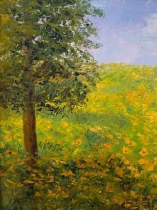 B&B Art Collection - Sunflowers