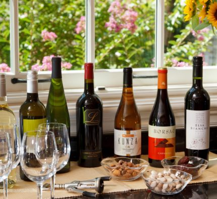 Embassy Circle Wine - A selection of fine wines from around the world